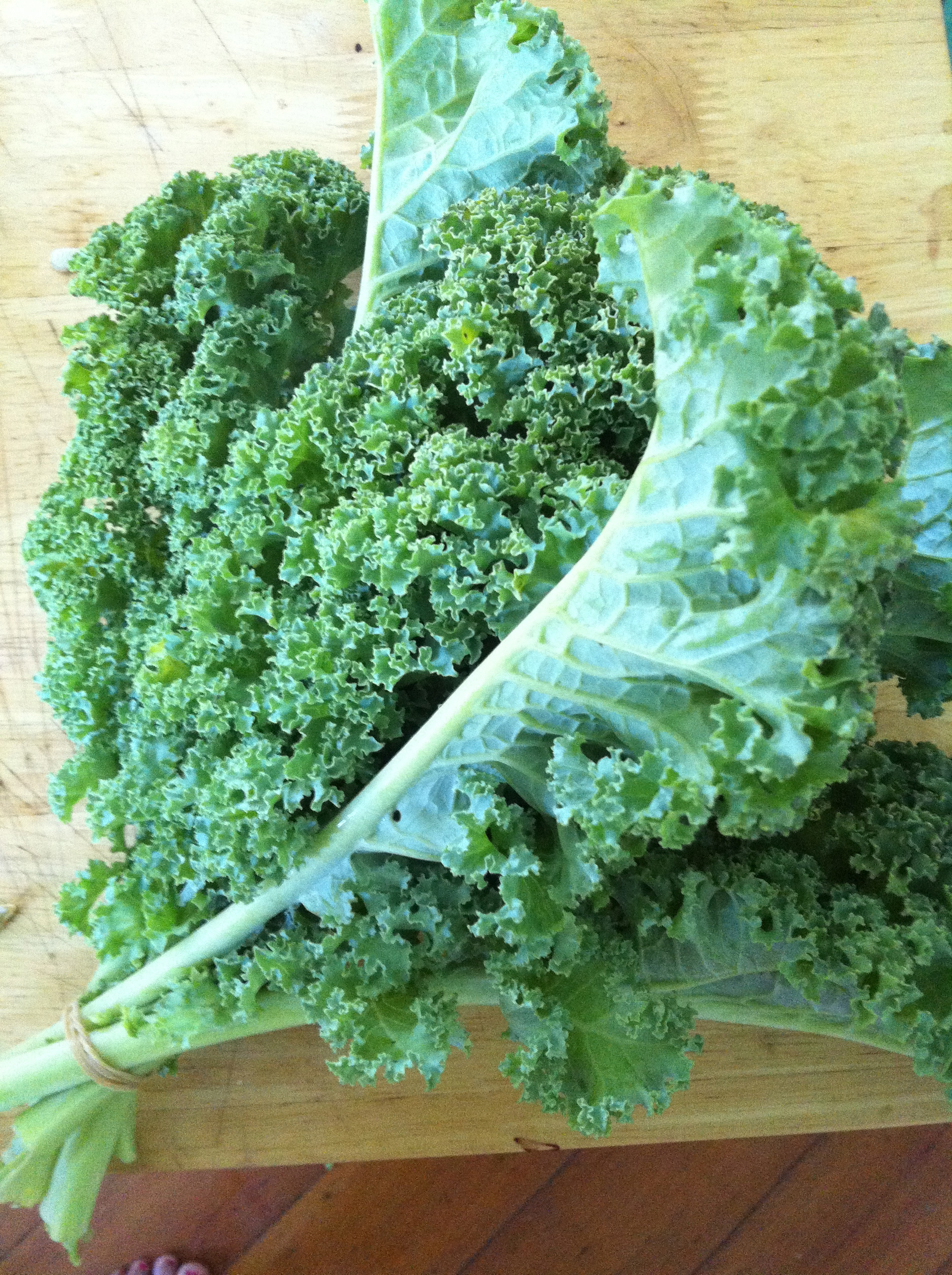 how to cook kale healthy way